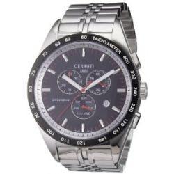Cerruti Herren-Armbanduhr Analog Quarz CRA033E221G