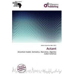Actant by Adam Cornelius Bert, 9786200149961.