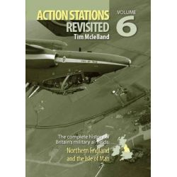 Action Stations Revisited, Northern England and Yorkshire v. 6 by Michael J.F. Bowyer, 9780859791120.