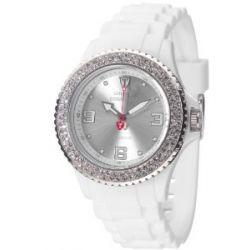 Detomaso Damen-Armbanduhr COLORATO DT3008-A Ladies Analog Quarz Silikon DT3008-A