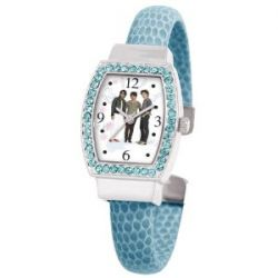"Disney Damen-Armbanduhr December Birthstone ""Jonas Brothers"" 0914BG0012-19"