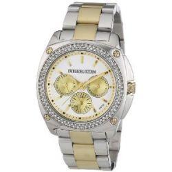 Dyrberg/Kern Damen-Armbanduhr SATINE SMC 1S5 Analog Quarz Messing 333499