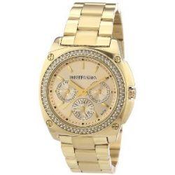 Dyrberg/Kern Damen-Armbanduhr SATINE SMC 1G1 Analog Quarz Messing 332703