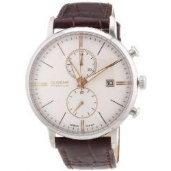 Dugena Premium Herrenuhr Festa Chronograph Quarz 7000169