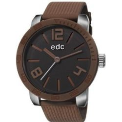 edc by Esprit Herren-Armbanduhr XL bold maverick Analog Quarz Resin EE101191003