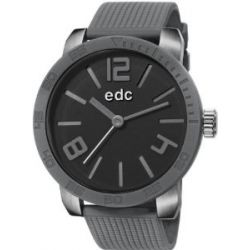 edc by Esprit Herren-Armbanduhr XL bold maverick Analog Quarz Resin EE101191005