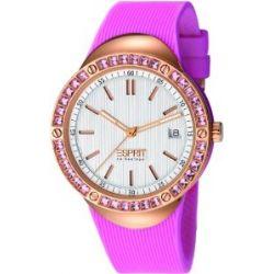Esprit Collection EL101982F04 Eunomia Pink Damenarmbanduhr