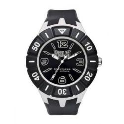 Everlast Unisex-Armbanduhr 33-217 Analog Kunststoff schwarz EV-217-004