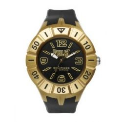 Everlast Unisex-Armbanduhr 33-217 Analog Kunststoff schwarz EV-217-002