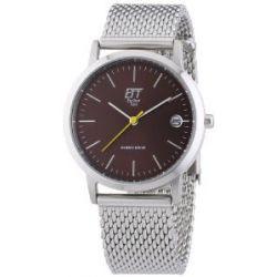 ETT Eco Tech Time Damen-Armbanduhr XS Hybrid Drive Analog Automatik Edelstahl ELS-40159-81M