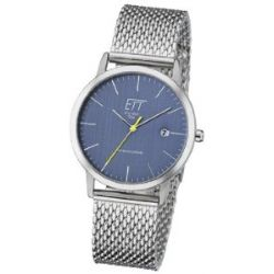 ETT Eco Tech Time Damen-Armbanduhr XS Hybrid Drive Analog Automatik Edelstahl ELS-40139-32M