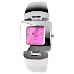 Eton Damen-Armbanduhr Analog silber 2900-5