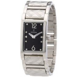 Festina Damen-Armbanduhr XS Trend Lady Analog Edelstahl F16556/4