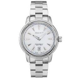 GANT Damen-Armbanduhr Bloomfield Analog Quarz Edelstahl W70422