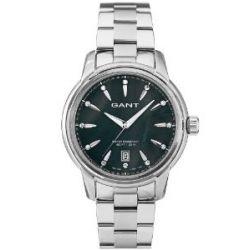 GANT Damen-Armbanduhr Bloomfield Analog Quarz Edelstahl W70421