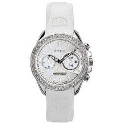 GANT Damen-Armbanduhr Analog Quarz Plastik W10651