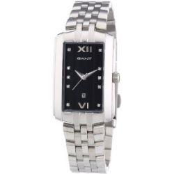 GANT Damen-Armbanduhr Analog Quarz Edelstahl W10621