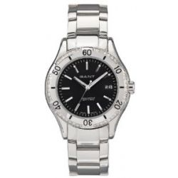 GANT Damen-Armbanduhr Analog Quarz Edelstahl W10213