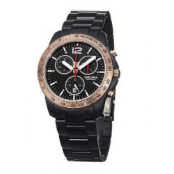 Golana Terra Pro Black Swiss Made All Terrain Men's Chronograph Watch TE220-2