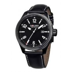 Golana Terra Pro Black Swiss Made All Terrain Men's Watch TE110-1