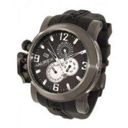Haurex Italy Herrenuhr San Marco Gray Dial Watch #1J311UGG