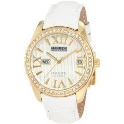 Haurex Italy Damen-Armbanduhr Magister L Analog Leder FY356DWY