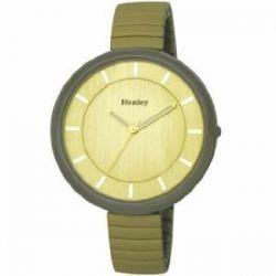 Henley Damen Mode Expander-Armband-Uhr H07180.2 CREAM