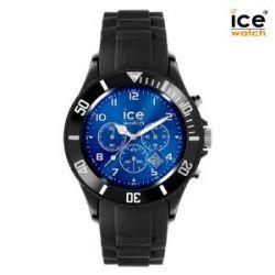 Ice Watch Blue Chrono - Big Black Blue IB.CH.BBE.B.S.11