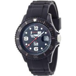 Ice-Watch Armbanduhr F*** Me I'm Famous Unisex Schwarz FM.SI.BK.U.S.11