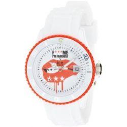Ice-Watch Armbanduhr F*** Me I'm Famous Unisex WeissY FM.SS.WEL.U.S.11