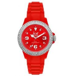 Ice-Watch Armbanduhr ice-Stone Unisex Rot ST.RS.U.S.10