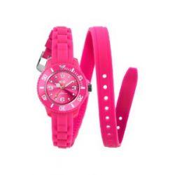Ice-Watch Damen-Armbanduhr Ice-Twist Mini pink TW.PK.M.S.12