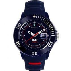 Ice-Watch BM.SI.DBE.U.S.13 Sili Blue Unisex BMW Motorsport Edition Uhr Unisex Kautschuk Kunststoff 100m Analog Datum blau