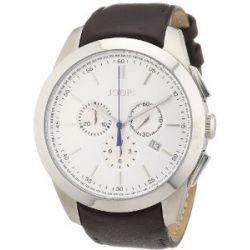 Joop Herren-Armbanduhr XL Savvy Chronograph Quarz Leder JP100711F04