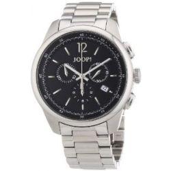Joop Herren-Armbanduhr XL Observer Analog Quarz Edelstahl JP101171F08