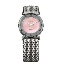 Jowissa Damen-Armbanduhr XS Roma MoL Analog Edelstahl J2.081.M