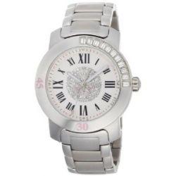 Juicy Couture BFF Ladies' Stainless Steel Bracelet Watch 1900544