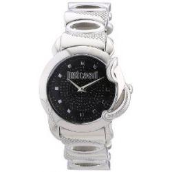 Just Cavalli Damen-Armbanduhr Eden Analog Quarz Edelstahl R7253576502