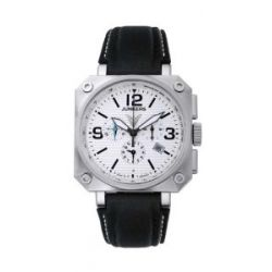 Junkers Herren-Armbanduhr XL Junkers Horizon Chronograph Quarz Leder 67901