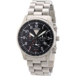 Junkers Herren-Armbanduhr XL Hugo Junkers Quarz Edelstahl 6684M2