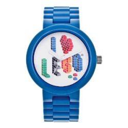 LEGO Erwachsenen Uhr - I LOVE LEGO Erwachsenen Uhr - blau