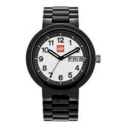 LEGO Erwachsenen Uhr - Classic schwarz