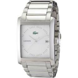 Lacoste Herren-Armbanduhr BERLIN Analog Edelstahl 2010515
