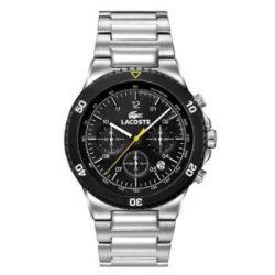 Lacoste Herren-Armbanduhr XL TORONTO Chronograph Edelstahl 2010535