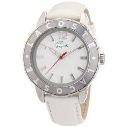 Lacoste Damen-Armbanduhr RIO Analog Leder 2000667
