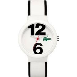 Lacoste Unisex-Armbanduhr GOA Analog Silikon 2010542