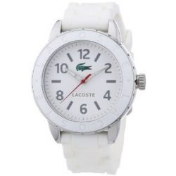 Lacoste Damen-Armbanduhr RIO Analog Silikon 2000689