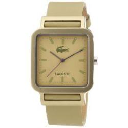 Lacoste Unisex-Armbanduhr OSAKA Analog Leder 2020018