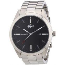 Lacoste Herren-Armbanduhr XL MONTREAL Analog Edelstahl 2010612