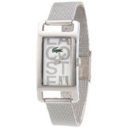 Lacoste Damen-Armbanduhr INSPIRATION Analog Edelstahl 2000679
